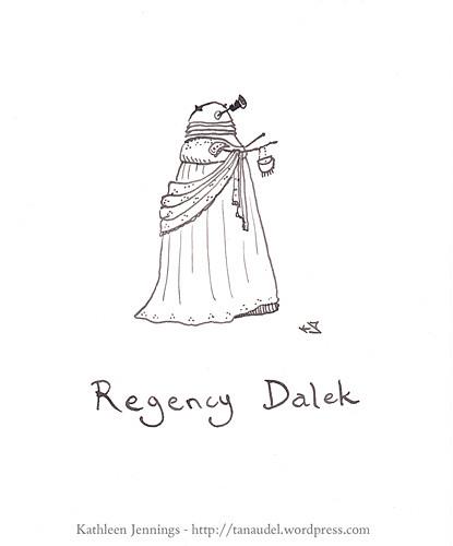 Regency Dalek