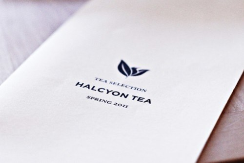 halcyon tea