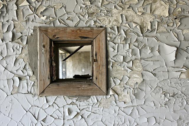 tiny window