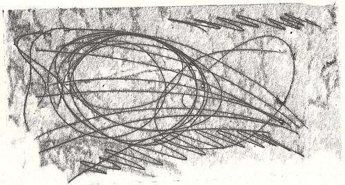 Monoprint B&W 01