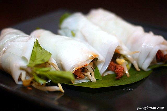 pork rice rolls
