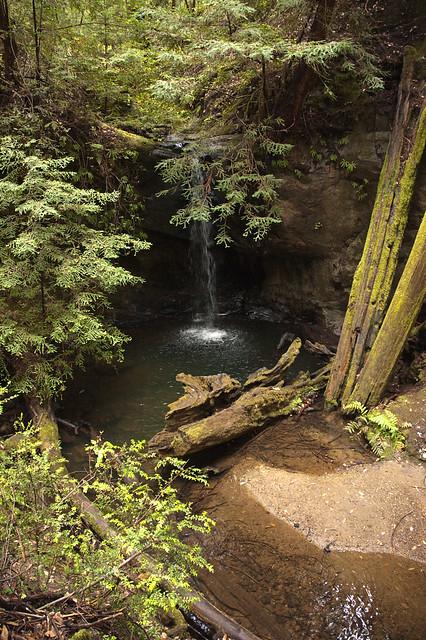 Big Basin Sempervirens Falls