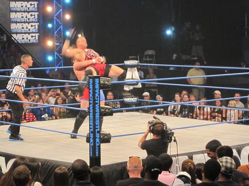 Match 4:  Samoa Joe vs. RVD