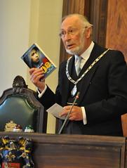 County Councillor Geoff Roper