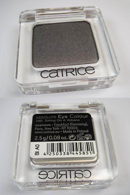 Catrice AEC Eye Shadow SoaV1