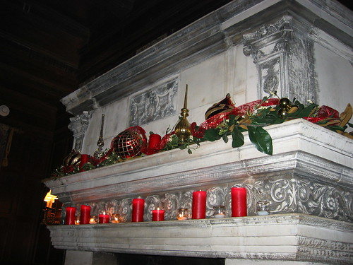 Mantel in Main Building