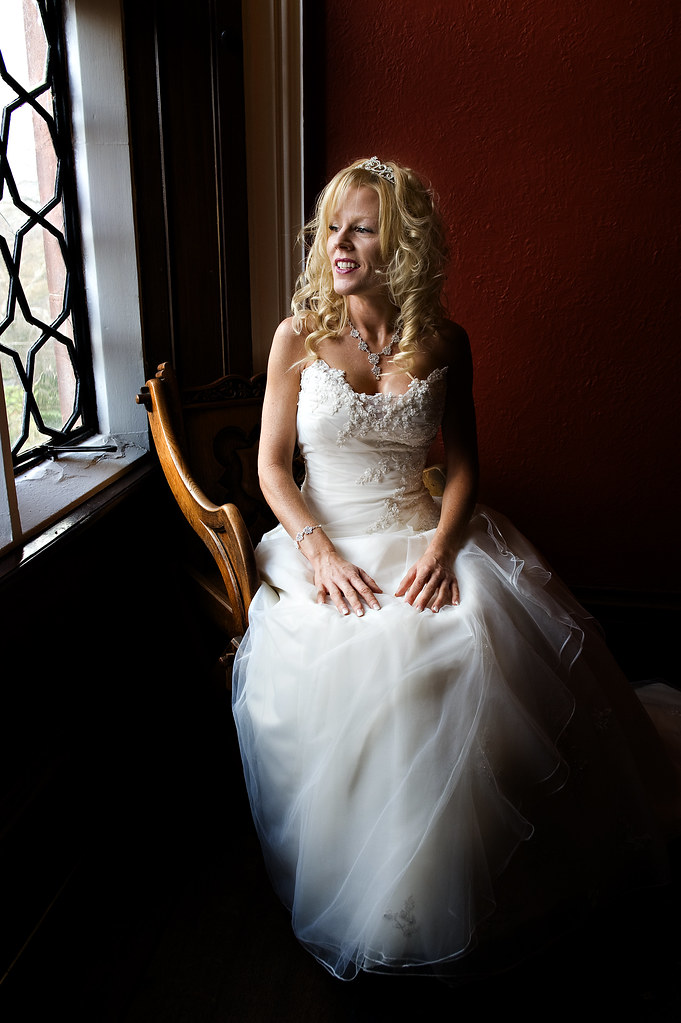 wedding photographer north wales ruthin castle