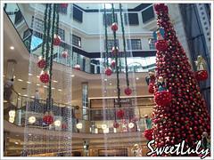 Decoração de Natal Diamond Mall 2010