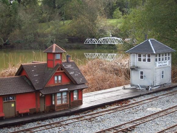 Portola Valley & Alpine Railroad