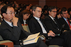 Audience at the 12th GDN Annual Conference