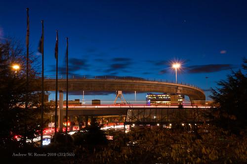Kingston Bridge (313/365) by andrewrennie, on Flickr