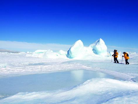 《那些極境敎我的事》之4:南極—一本接近靈魂的大書   臺灣環境資訊協會-環境資訊中心