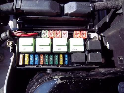 2005 Mini Cooper S Fuse Box Car Wiring Diagram