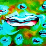"""luscious lips <a style=""""margin-left:10px; font-size:0.8em;"""" href=""""http://www.flickr.com/photos/30723037@N05/5242235765/"""" target=""""_blank"""">@flickr</a>"""