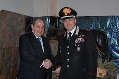 L'ambasciatore greco con il Col. Mezzavilla2