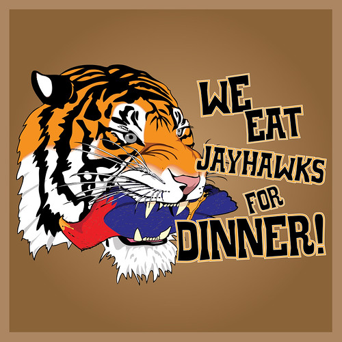 jayhawks for dinner