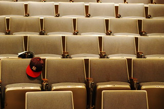 Lecture Hall I, UMBC, Wednesday night, fall se...