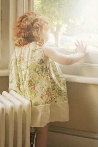 Flower Fairy Dress by Hollie-in-Bloom - photo by Gingerlillytea