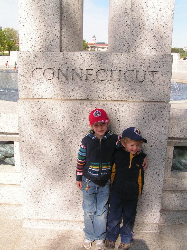 CT represent (WWII memorial)