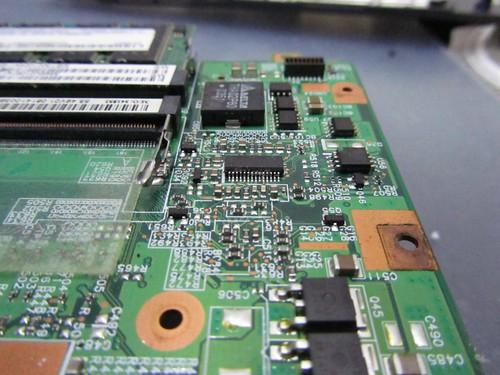 Acer Travelmate - Memory slot