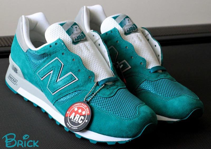 New Balance x ARC 1300 Turquoise