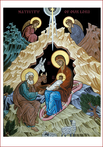 nativity of our rd