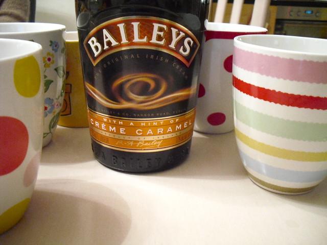 baileys time!