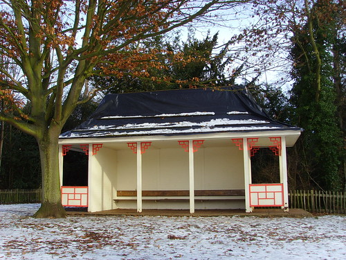 Marble Hill Park - Shelter