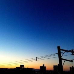 おは! 大阪、今日も快晴です。