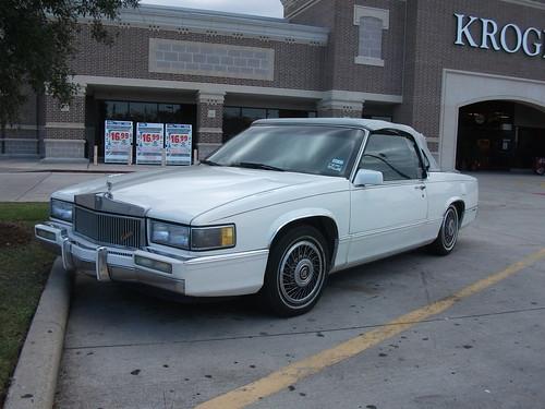 Cadillac Coupe Deville Convertible