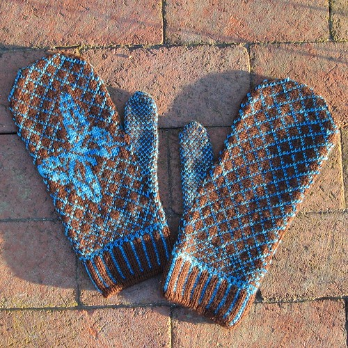 1273 Butterfly Mittens (palms)