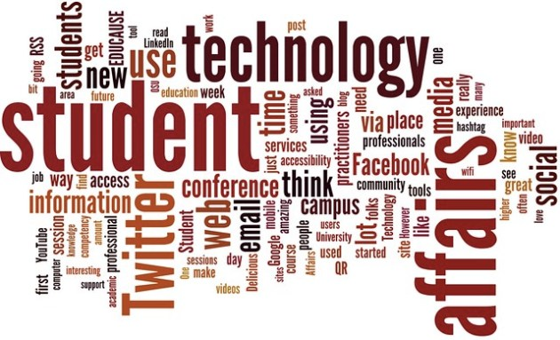 Student Affairs and Technology - IHE year 1