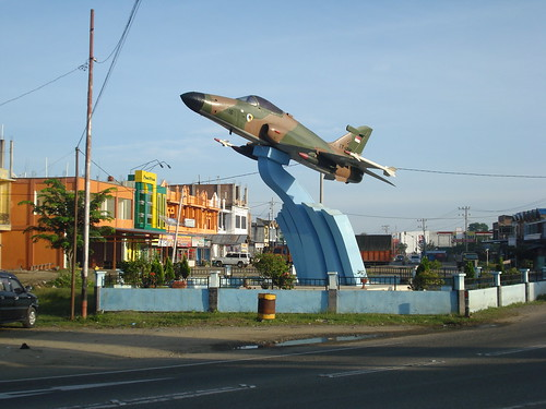 Tugu Pesawat Kota Banda Aceh