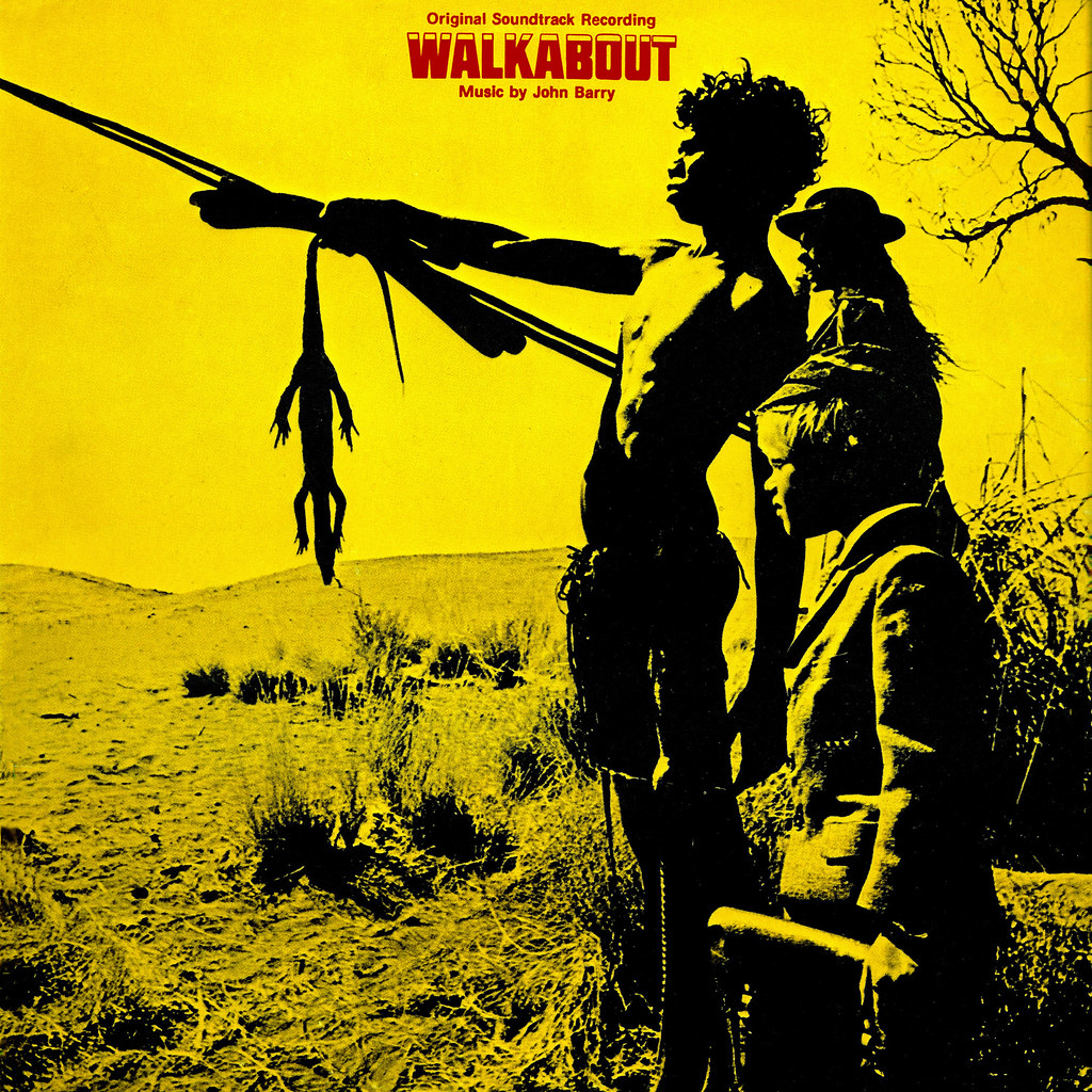 John Barry - Walkabout