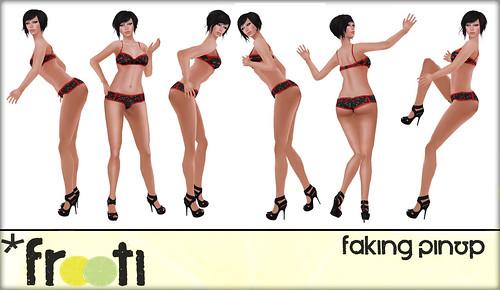 Frooti - Faking PinUp
