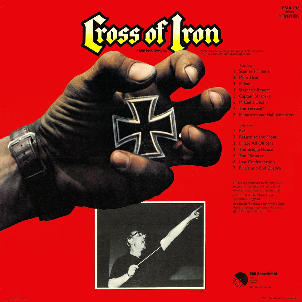Ernest Gold - Cross of Iron