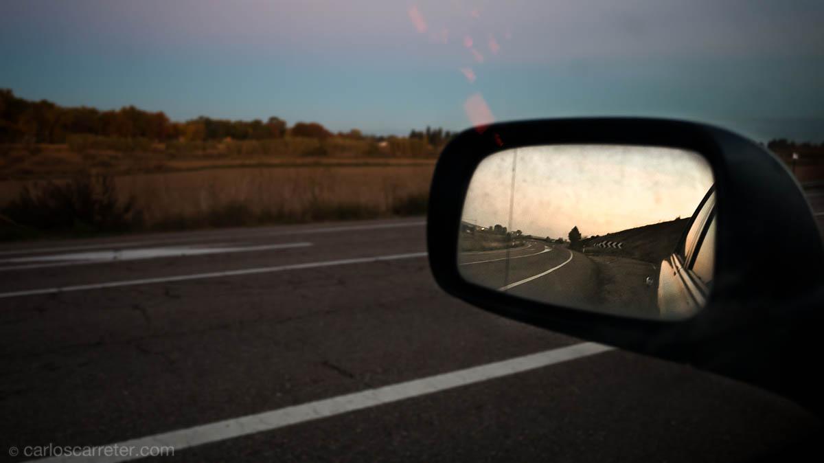 Echando la vista atrás