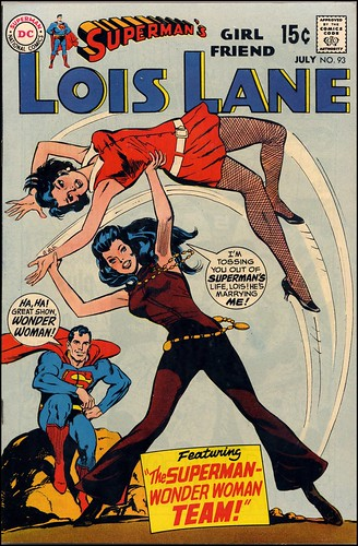 Superman's Girl Friend Lois Lane #93