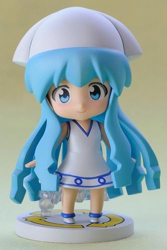 Custom Nendoroid Ika Musume