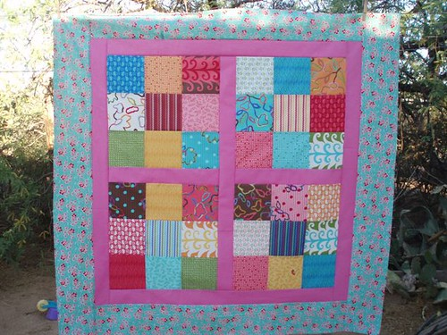 Picnic Quilt by Van Os