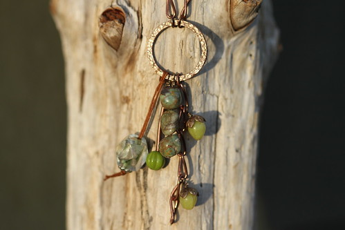 Eat, Pray, Love inspired necklace