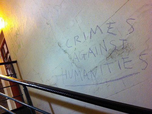 Crimes against humanities