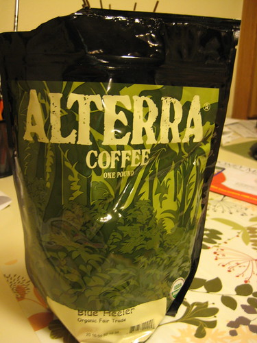 Alterra coffee