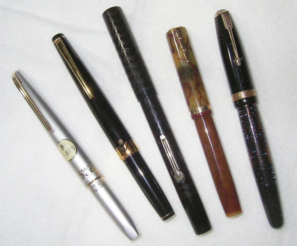 Inkophile Pens for Sale - Dec, 2010 #1