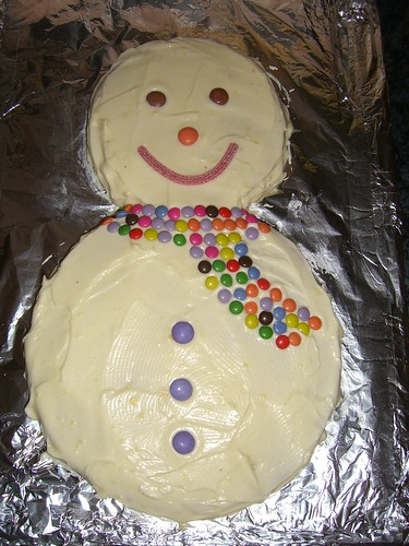 How To Make A Frosty The Snowman Cake Cake Blog With