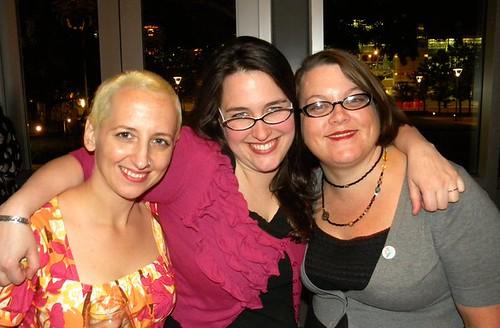 Melissa, Rachel & I