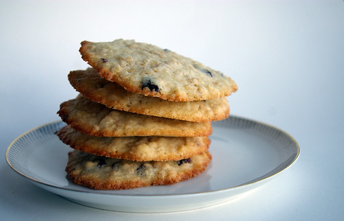 Stephen Duckett's Oatmeal Raisin Cookies
