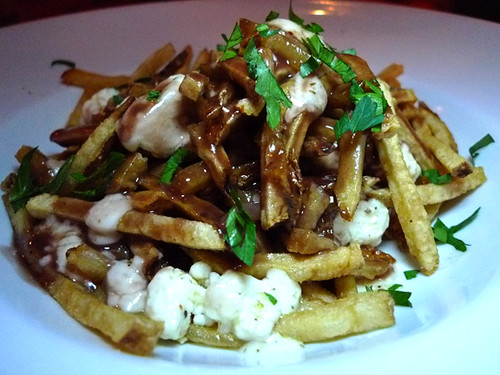 The Yard's Poutine