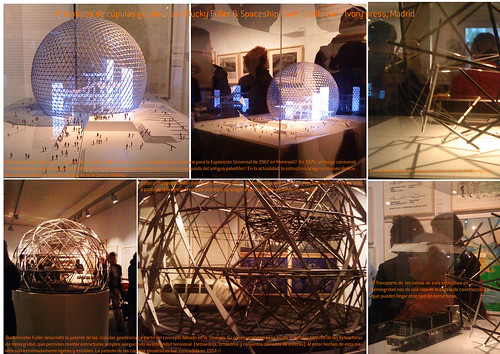 From tensegrity structures to geodesic domes by arquigraph