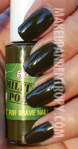 Eyeko Millitary polish